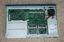 Inside a Cisco 2600 Router, Simi Valley, California