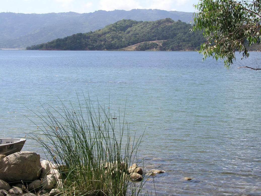 Ventura Lake Casitas