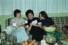 Elaine, Mom & Steven, Redondo Beach, California