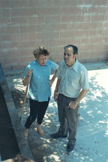 Mom & Dad, Redondo Beach, California