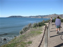 Ronald Carbonniere, Avila Beach, California